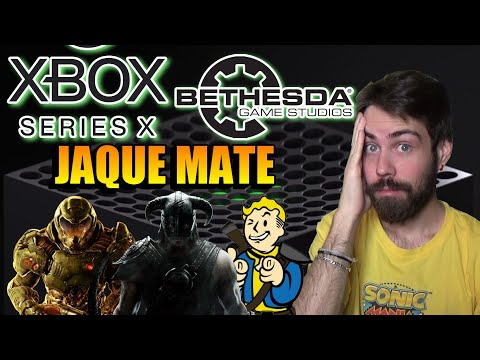 MICROSOFT COMPRA BETHESDA! Doom The Elder Scrolls Fallout...  Exclusivos de Xbox Series X?