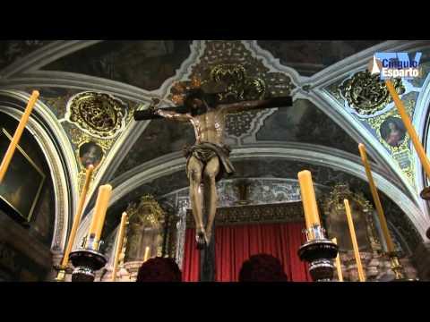 Besapiés del Cristo del Calvario
