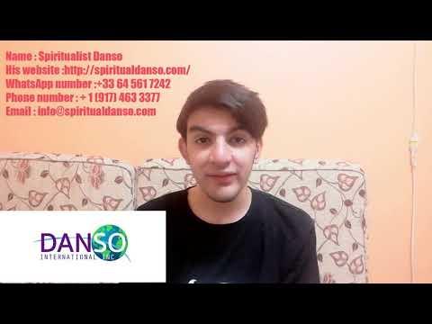 Danso International Inc - Spiritual Healing