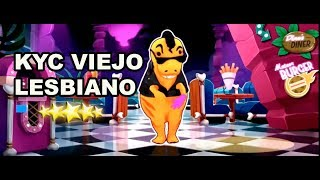 Just Dance 2019 - KYC VIEJO LESBIANO ( NUEVA CANCION DEL MODO KIDS )