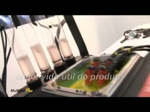 Máquina de Testes Multijet Pro 4 Alfatest - Bivolt - Vídeo explicativo