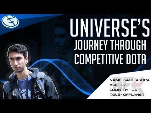 Player Perspective: Saahil 'UNiVeRsE' Arora