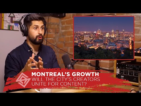 Montreal, A City of Creativity featuring Alex Melki