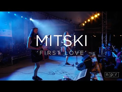 Mitski: 'First Love' SXSW 2016 | NPR MUSIC FRONT ROW