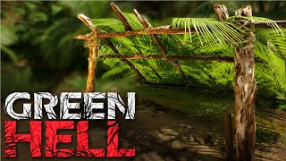 SETTING UP CAMP! Green Hell Survival Episode 1
