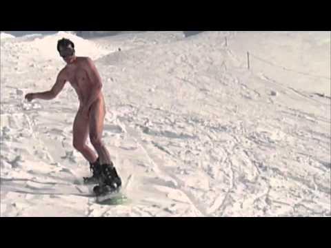Naked Snowboarding Youtube 78