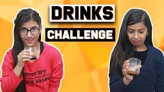Drinks Challenge | SAMREEN ALI