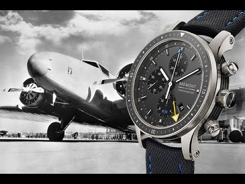 Introducing the Bremont Boeing range