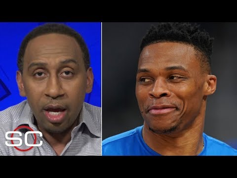 The Rockets are still James Harden's team after Russell Westbrook trade - Stephen A. | SportsCenter