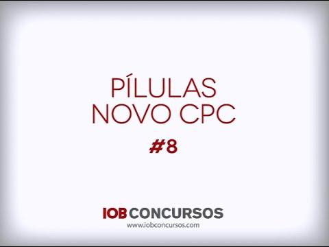 Pílulas Novo CPC - #8 - Profº Costa Machado
