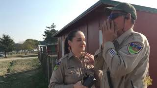 Colorblind NorCal Deputy Driven To Tears After Gift Of Corrective Glasses