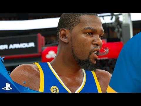 NBA 2K17 Trailer