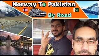 Norway to pakistan by road part 6
