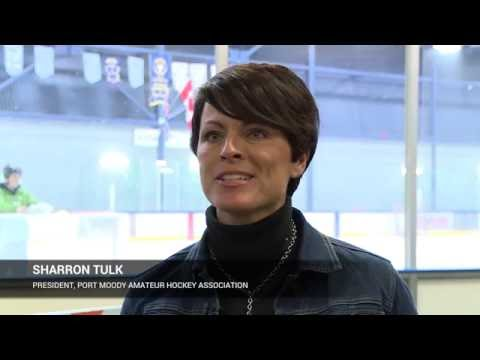 Interview with Sharron Tulk of Port Moody AHA - Part 1