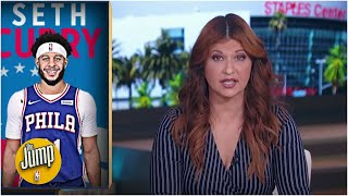 How Seth Curry testing positive for COVID-19 could change the NBA | The Jump