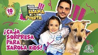 Giochi Preziosi LLama a tu Puerta - ¡Caja sorpresa para Zarola Kids!