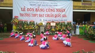 Giấc mơ thần tiên - Trường mầm non Phú An (28/12/2018)