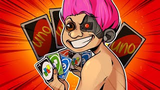 THE ULTIMATE TROLL!! - Uno Funny Moments