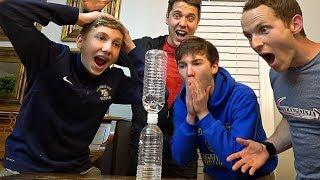 Water Bottle Flip Challenge 2 | That's Amazing