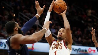 Rodney Hood learning to be aggressive in Cavs win over Pistons