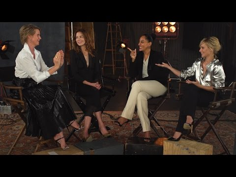 4 Influential Actresses Debate Issues Affecting Women In TV