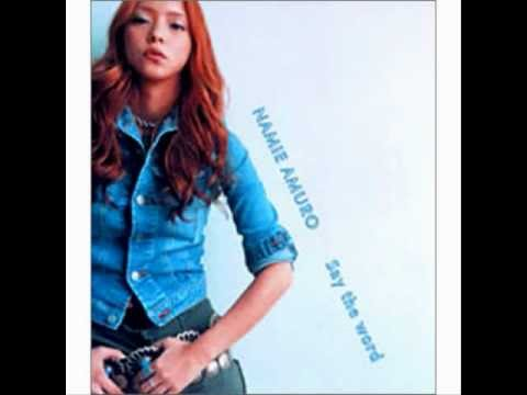 安室奈美恵 「Say the word」 歌いました。