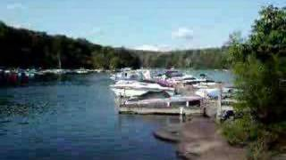 Lake Wallenpaupack, Poconos Pennsylvania PA