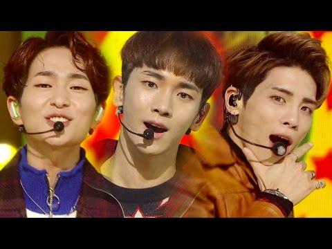 《CUTE》 SHINee(샤이니) - 1 of 1 @인기가요 Inkigayo 20161023