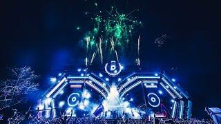 DJ Hardwell Live at Ultra Music Festival Miami 2016
