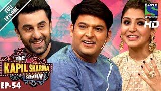 The Kapil Sharma Show -दी कपिल शर्मा शो- Ep-54-Anushka & Ranbir Kapoor in Kapil's Show–23rd Oct 2016