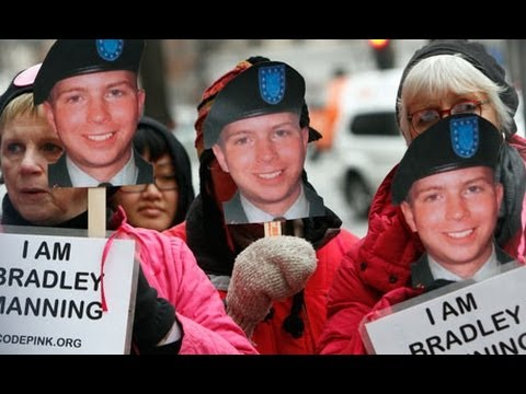 After 19 Months...The Bradley Manning Hearing