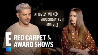 """Zac Efron Admits to Being """"Scared"""" to Play Ted Bundy 