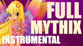 Winx Club 6 | The Legendarium World Of Mythix | FULL INSTRUMENTAL [Exclusive!]