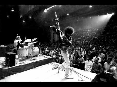 Jimi Hendrix - Captain Coconut {My Edit}