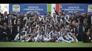 Juventus - Crotone 3-0 (21.05.2017) 18a Ritorno Serie A (Partita Completa + Festa Scudetto).