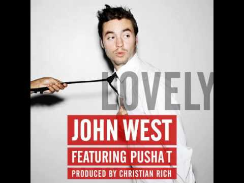 John West - Lovely feat. Pusha T