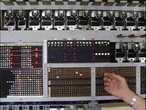 Colossus - The First Electronic Computer - 2/2