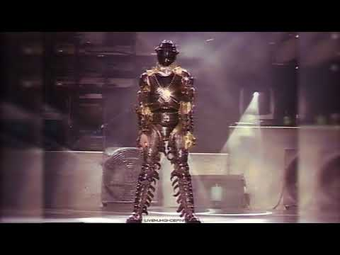 Michael Jackson - Scream - Live Helsinki 1997 - HD