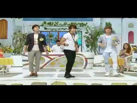 Super Junior dancing No Other