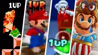 Super Mario Evolution of Infinite Lives Trick (1985 - 2017)