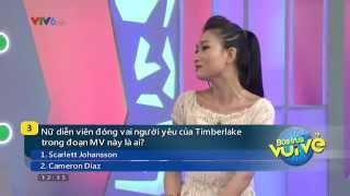 [Bữa trưa vui vẻ] Mai Quốc Việt phát sóng 22/9/2014