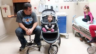 Vlog: *December 14, 2017* ~We Are Back in The ER! 😰~