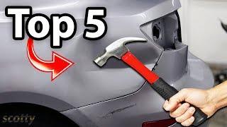 Top 5 Tools Everyone Should Have for Car Repair