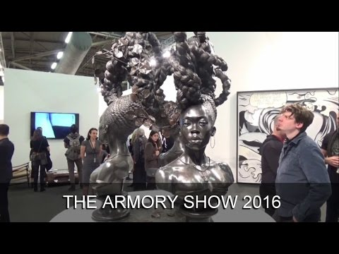 THE ARMORY SHOW - New York 2016