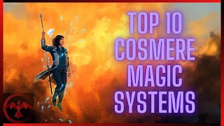Cosmere | Top 10 Cosmere Magic Systems