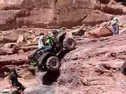 Pritchert Canyon Trail, Moab Utah
