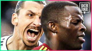 6 Players And Teams Humiliated By Zlatan Ibrahimović