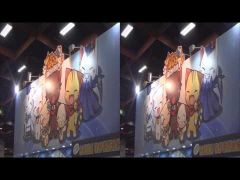 20130817 九藏喵 漫博展 世貿一館 3D Ver.