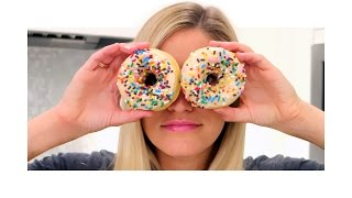 How to make Donuts 🍩 | iJustine