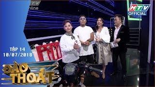 HTV ĐÀO THOÁT   Nhạc sĩ Nguyễn Văn Chung quyết đem quà về cho vợ   DT #14 FULL   10/7/2018